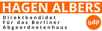 Hagen Albers – ÖDP Berlin